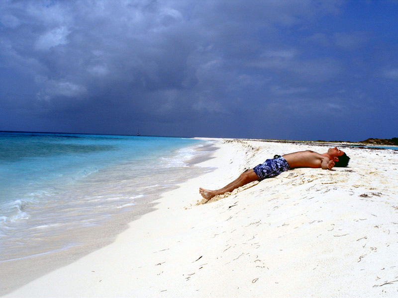 Relax a Los Roques